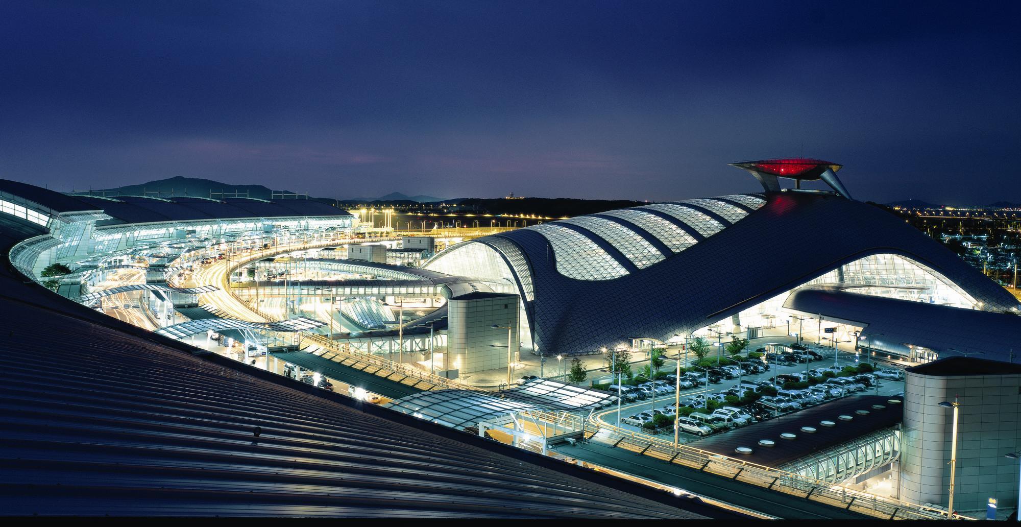 south korea airport 2 - photo #7